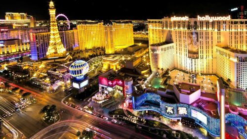 NYE-festgäster i Vegas kan ha stoppat återhämtningen av COVID-19 16