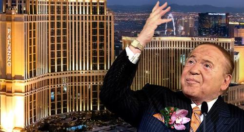 Las Vegas Sands casinotitan Sheldon Adelson död vid 87 år 4