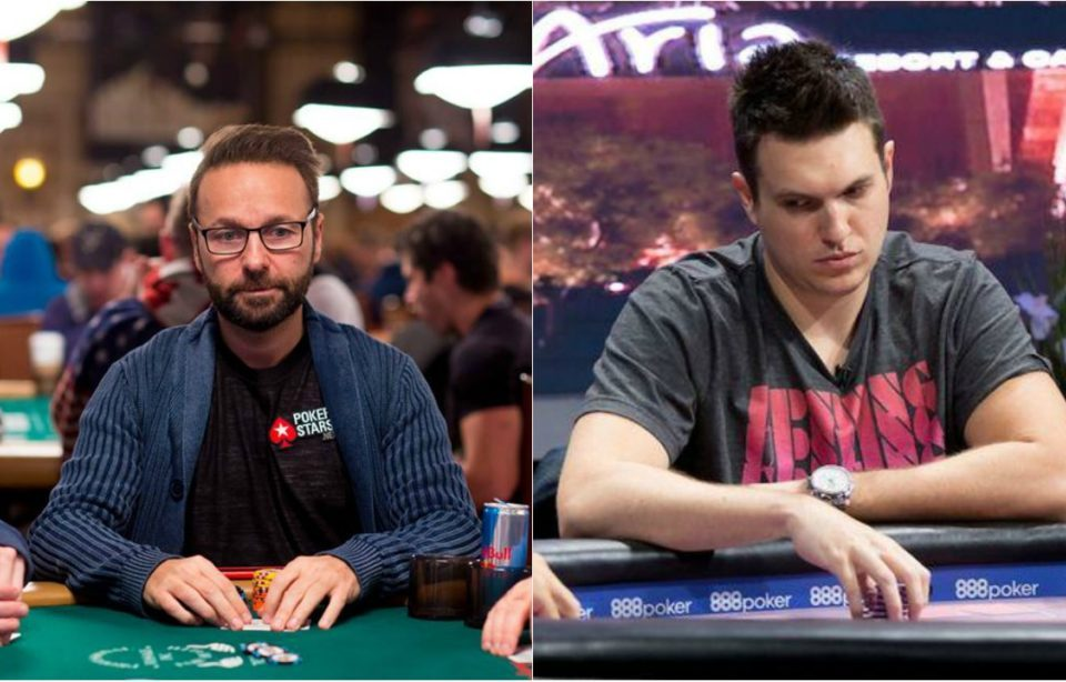 Daniel Negreanu Chipping Away at Doug Polks Lead in Heads Up Duel 4